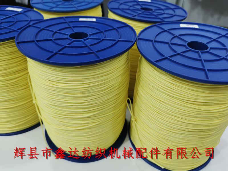 纺织机通丝提花绳