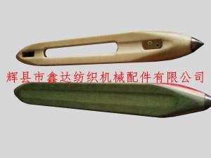 绿色红钢纸木梭