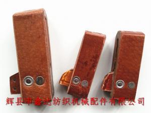 牛皮结纺织器材批发加工