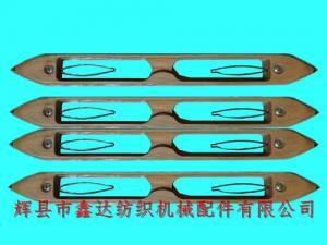 纺织器材国外手工木梭及瓷眼