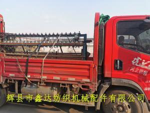 40锭碗式卷纬机纡子车(络纬机)