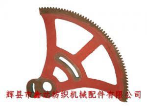 邯郸码布机欧宝体肓登录扇齿轮52牙扇形齿轮